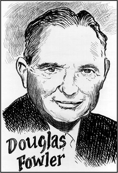 Douglas Fowler, Sr.
