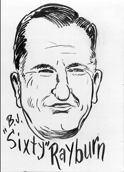 Sixty Rayburn