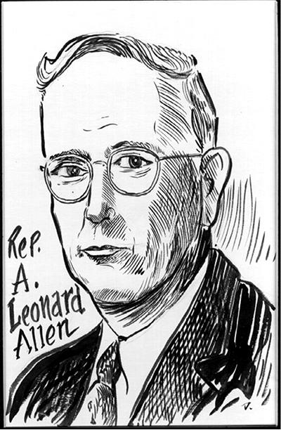 A. Leonard Allen