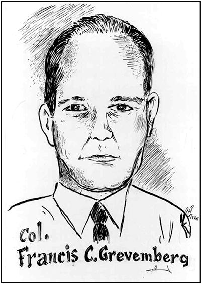 Col.Francis C. Grevemberg