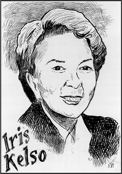 Iris Kelso